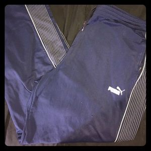 Men's XL Puma track pants 👖